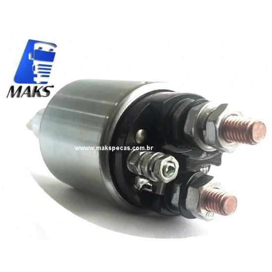 AUTS4220 - Rele de partida (automatico/ solenóide) para motor de partida Bosch 0001241001, 0001261002 Scania série 3/4/5 highline